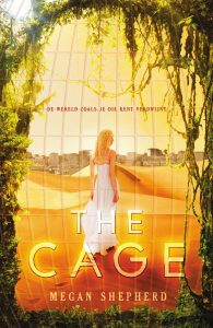 The Cage omslag